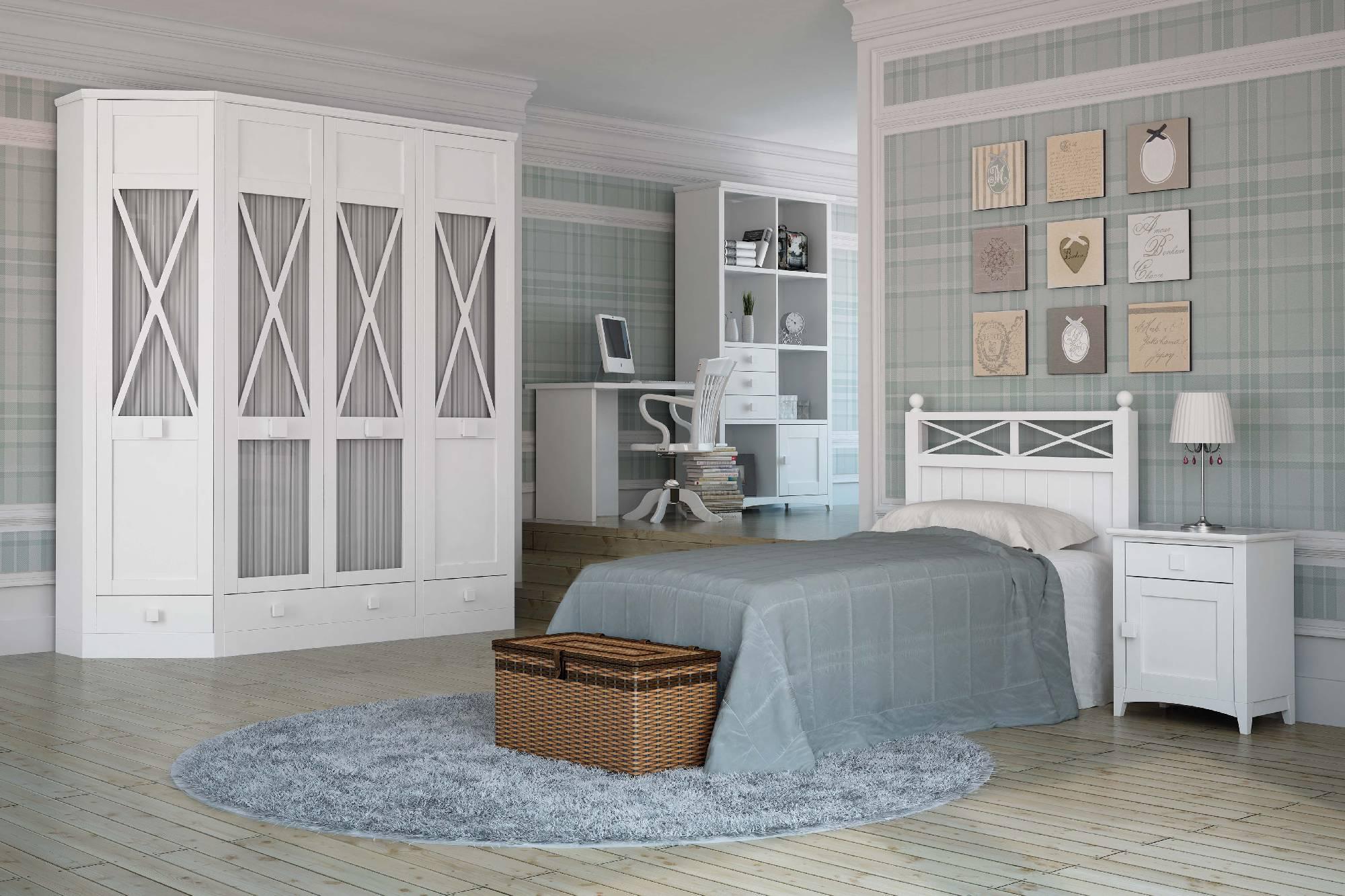 Dormitorios juveniles - Cuartos de bano juveniles ...