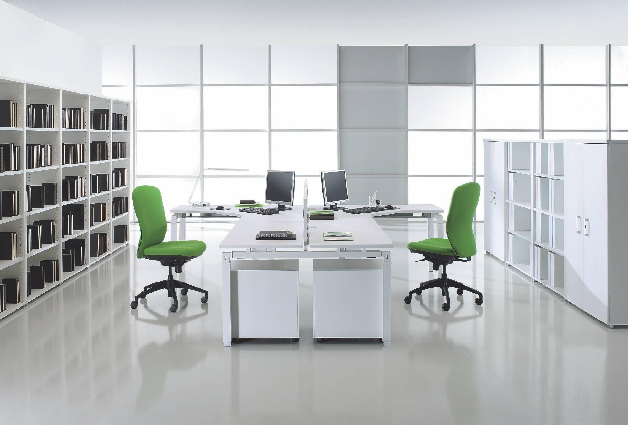 Oficina for Muebles de oficina toledo